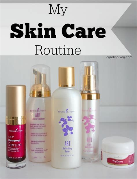 My Skin Care Routine February 2007 my skin care routine grace