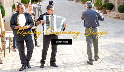 wedding songs non traditional for your ceremony inside weddings