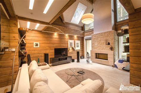 modern log home interiors modern log home interior design ophscotts dale