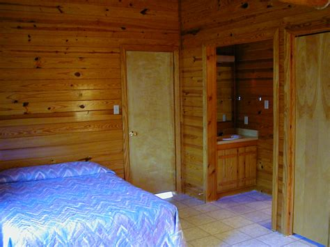 log cabins at creek our cabins and rates
