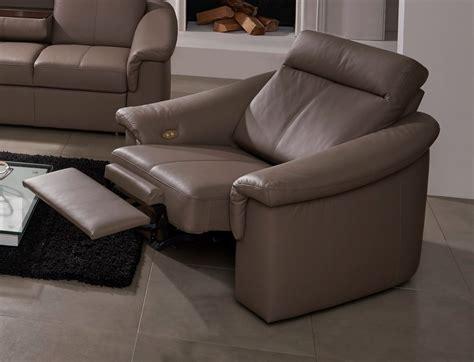 canapé relaxation électrique chambre style anglais moderne