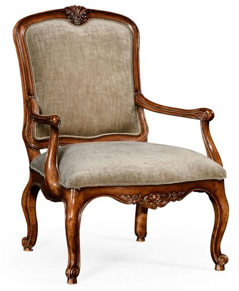 french provincial armchair french provincial style antique armchair