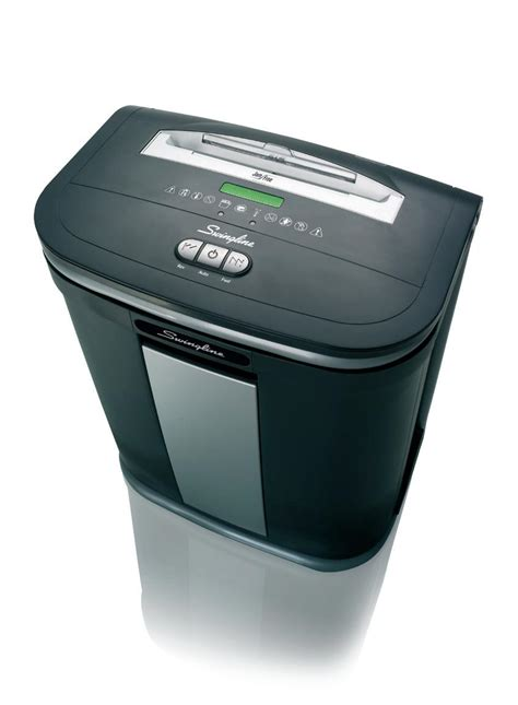 paper shredders swingline sx16 08 office cross cut paper shredder