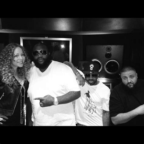 Mandy Dates Dj Am God Confused by Rick Ross Carey Jermaine Dupri Dj Khaled In The