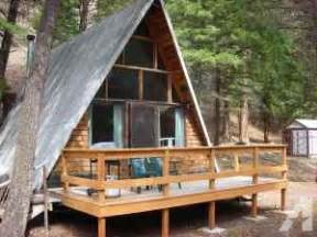 A Frame Cabin Kits For Sale Night A Frame Cabin 30 Min From Missoula Rock Creek