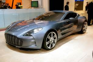2010 Aston Martin One 77 2010 Aston Martin One 77 Photos Informations Articles