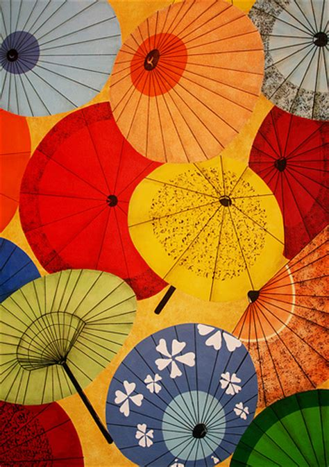 Japanese Umbrella Pattern   japanese parasol umbrella patterns flickr photo sharing