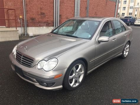 mercedes 2007 for sale 2007 mercedes c class for sale in united states