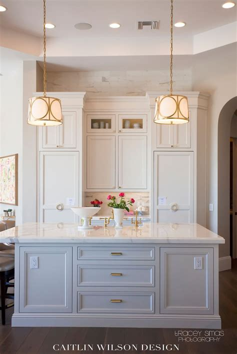 White Kitchen Cabinets Hardware Caitlin Wilson Of Dreams Sneak Peek Giveaway Shabby White And Gold Pinterest