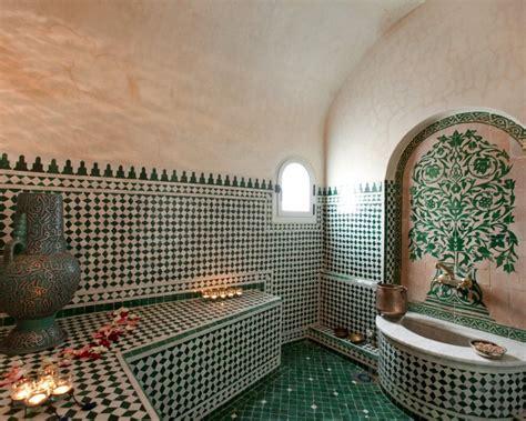 Hammam and spa   Albarnous Tanger Guest House Riad