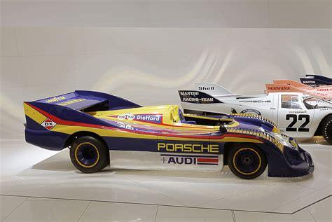 Porsche Museum Veranstaltungen by Porsche 917 30 Spyder 1973 Porsche Museum