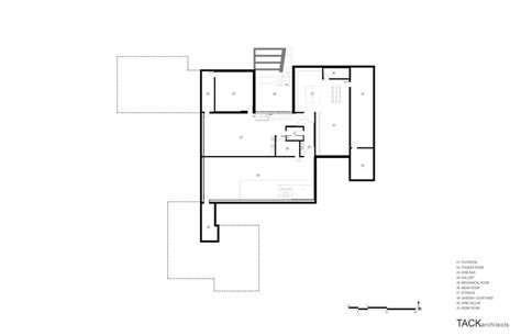floor plan scale calculator art house tack architects archdaily