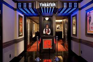 Movie Decor For The Home by Shocking Home Theater Movie Replicas Decorating Ideas