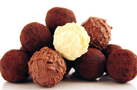 Handmade Chocolate Truffles - chocolate truffles goodtoknow