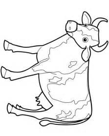 cow coloring pages cow coloring pages coloringpages1001