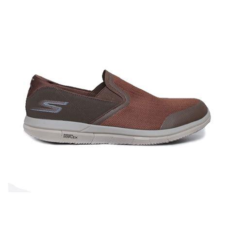 Skhecers Go Flex Flat For skechers go flex walking shoes brown thesportstore pk