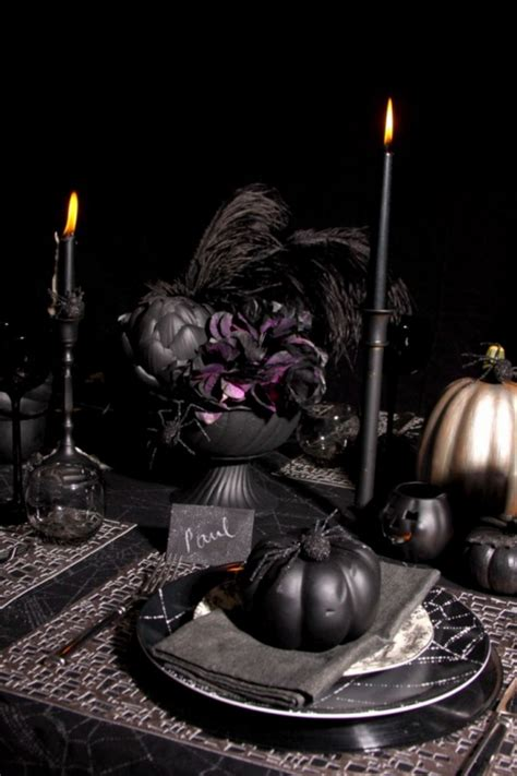 elegant halloween home decor elegant halloween decor ideas for fantastic home 393