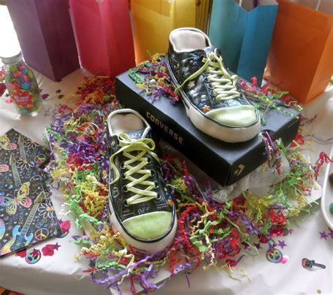 neon doodle cake ideas 25 best ideas about converse cake on baby