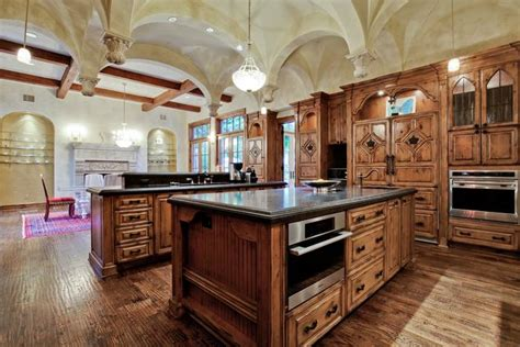 French Country Style House Plans M Mansion Kitchen Candysdirt Com