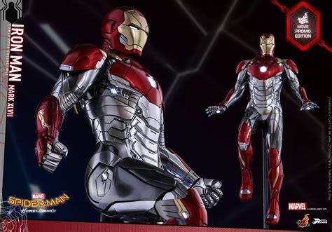 hot toys spider man homecoming iron man mk xlvii as 237 es la mark xlvii la nueva armadura de iron man en