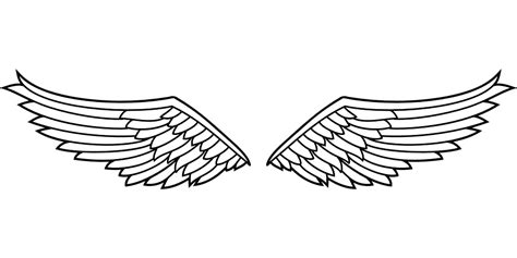 Emblem Type S Putih free vector graphic insignia wings eagle bird free image on pixabay 311663