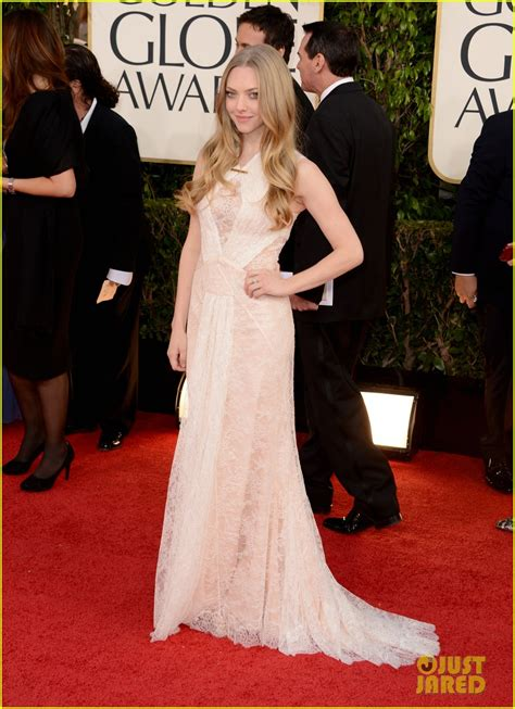 amanda seyfried red carpet amanda seyfried golden globes 2013 red carpet photo