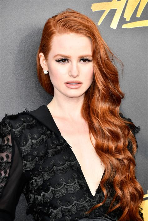 madelaine petsch tv shows and movies madelaine petsch side sweep long hairstyles lookbook