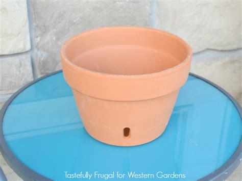 clay pot pit diy tabletop terra cotta pit western garden centers