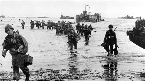 d day d day the invasion of france la times