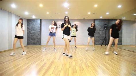 tutorial dance me gustas tu gfriend me gustas tu dance practice mirrored slowed