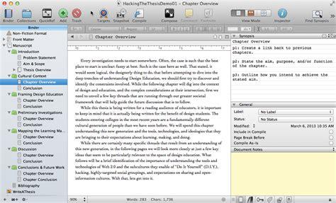 scrivener resume template resume ideas