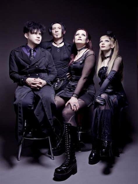 Victorian Goth ranking de los mejores grupos de rock gotico listas en