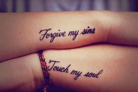 tattoo christian sin tatuagens para casais fotos