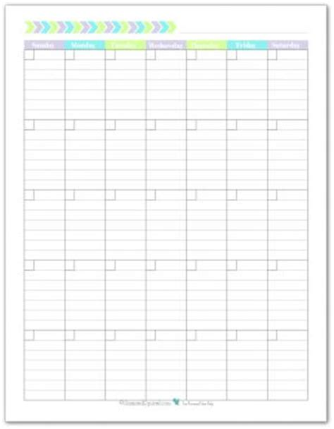 Calendars That Work With Lines 25 Best Ideas About Monthly Calendars On