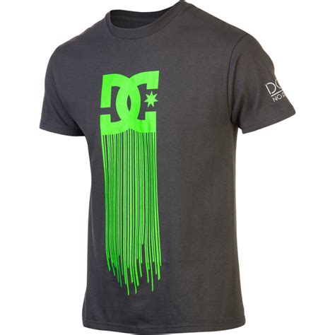 rob shirt dc rob dyrdek highlight t shirt sleeve s