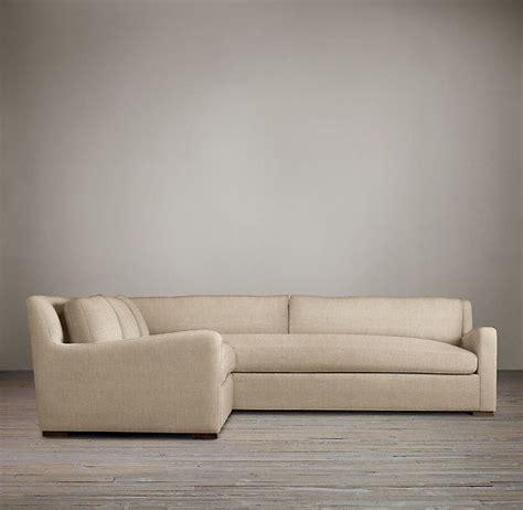 restoration hardware slope arm sofa 55 best images about sofas on pinterest furniture