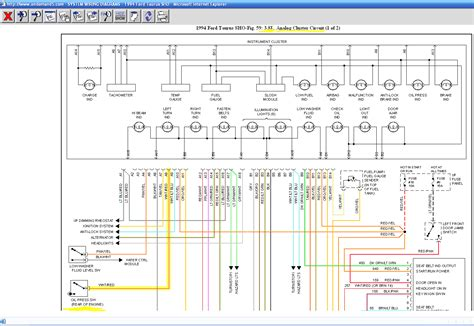 ford taurus radio wiring diagram 2013 ford taurus se fuel wiring diagram 44 wiring