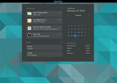 best themes gnome 3 16 gnome 3 16 release notes
