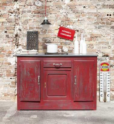 cuisine pour gar輟n diy d 233 co patiner un meuble de cuisine en 4 233 faciles