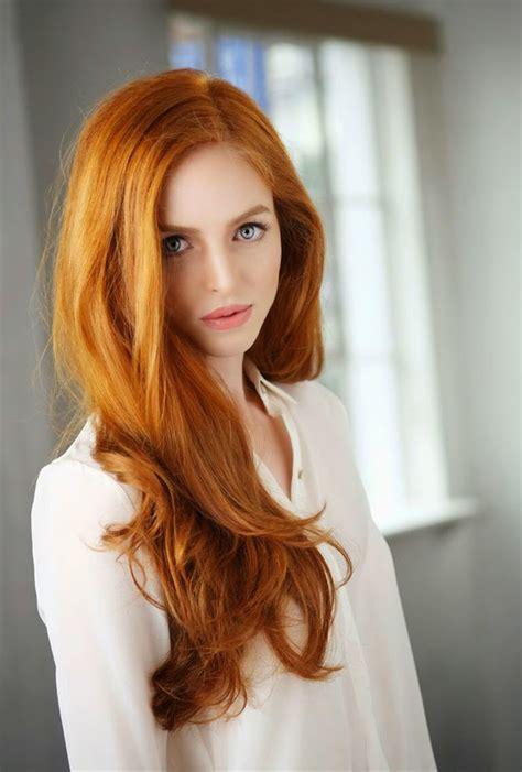 red public hair pictures female como ficar ruiva natural beleza cultura mix