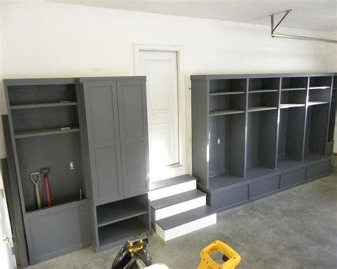 Garage Storage For Jackets 1000 Ideas About Garage Shelving On Garage