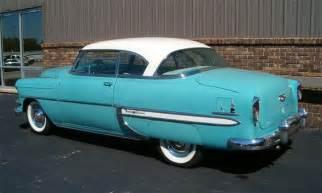 1954 chevrolet bel air 2 door hardtop 23908