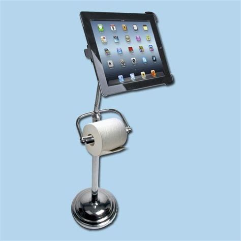 ipad holder bathroom 17 best images about pos stand on pinterest banner