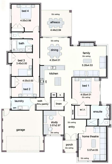 floor plans with pictures of interiors new home plan designs house plans design kerala and home