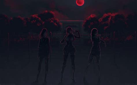 wallpaper anime prison school deto15 chris lejman deviantart