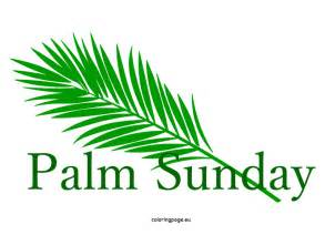 palm sunday colors the gallery for gt happy thanksgiving clipart
