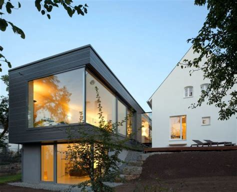 convert traditional home to modern modern home extension conversion of a traditional german