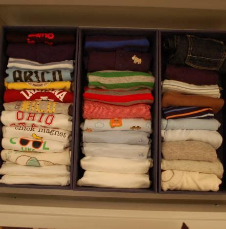 how to organize clothes without a dresser 25 best ideas about organize baby clothes on pinterest