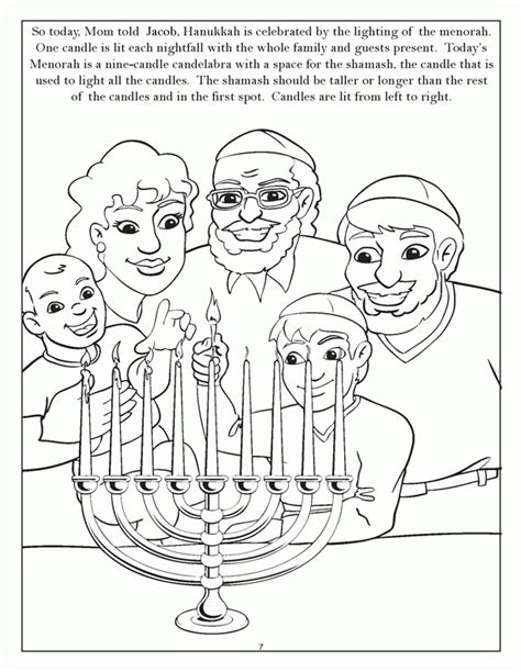 hanukkah coloring pages hanukkah coloring pages coloring home