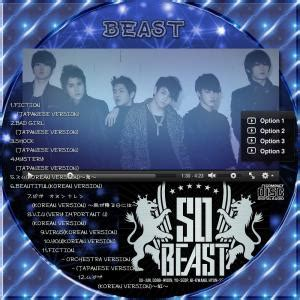 beast fiction chipmunks remix version カッチカジャ 韓国drama ost label k pop beast